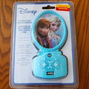 Disney Frozen Glowlight USB Charger